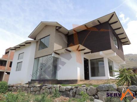 Hermosa Casa En Venta A Estrenar Inmediaciones Condominio Bosque Norte