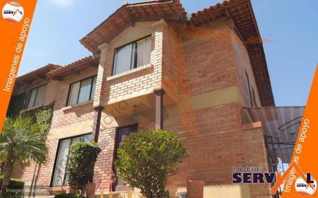 Casa Independiente En Anticretico 3 Plantas, Zona Quintanilla Inmediaciones De La Av. Chapare Km 4