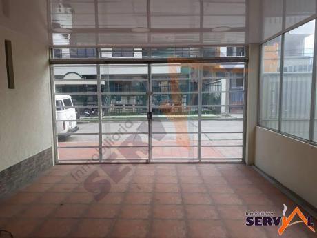 Casa En Alquiler Ideal Para Empresas, Inmediaciones De La Av. Melchor Perez Y Av. Tadeo Haenke