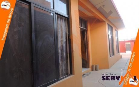 Departamento En Anticretico Inmediaciones Km 4 De La Blanco Galindo, Av. Juan Pablo II
