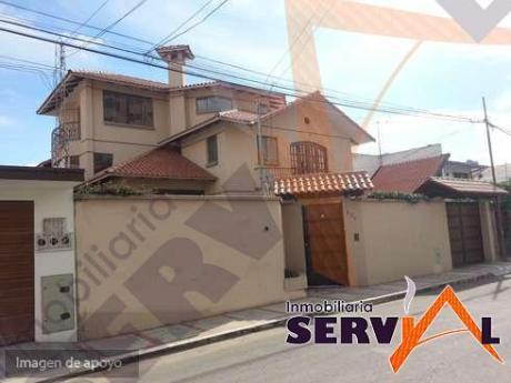 Casa Independiente Zona Bella Vista Inmediaciones Km. 5 Av. Circunvalación