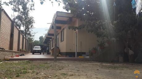 Casa En Venta Sobre 670 Metros Zona De Chiquicollo