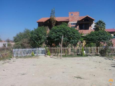 Casa En Venta De Dos Planta Zona De Colcapirhua Norte