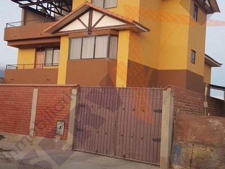 Casa De 3 Plantas En Venta Zona Imba Inmediaciones Av. Capitan Victor Ustariz Km 4