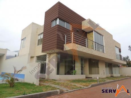 Hermosa Casa En Pequeño Condominio Inmediaciones Colegio Isaac Attie