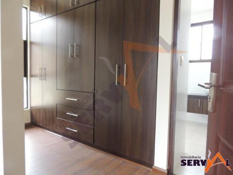 Hermosa Casa En Venta A Estrenar  De Tres Piso Inmediaciones Km 5 Circunvalacion
