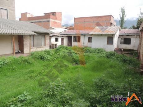 Vendo Casa A Precio De Lote Inmediaciones Av. America Y Av. Melchor Perez De Olguin