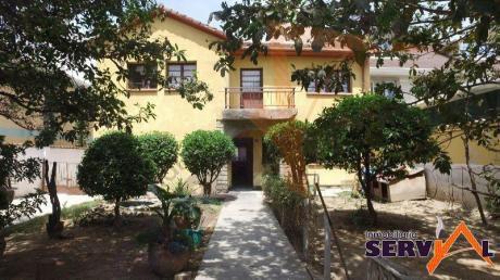 Casa Amplia En Venta Inmediaciones De La Av. Belzu Y Papa Paulo