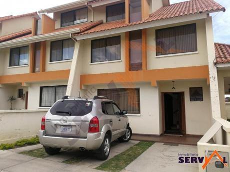 Vendo Hermosa Casa De Tres Pisos Inmediaciones Av. Circunvalación Y Av. Beijing