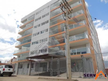 Hermoso Departamento En Venta Inmediaciones Av. Dorbigny  Calle Thunupa