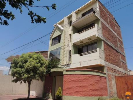 Edificio 4 Plantas En Venta, A 2 Cuadras De La Simon Lopez