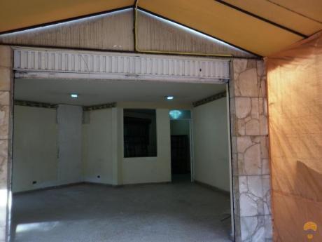 Alquilo Localcomercial En Zona Recoleta Inmediaciones Hupermall