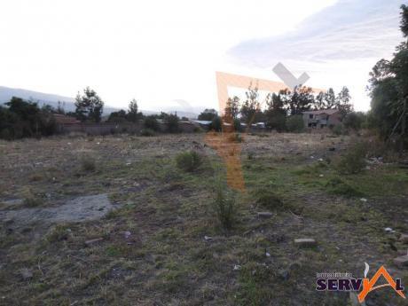 Vendo Terreno A 1 Cuadra De La Av. Del Tunel Del Abra, 322 Mts