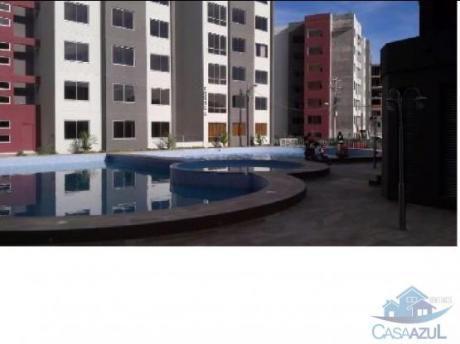 75.000 Departamento En Venta Condominio Punta Cana Vista A La Piscina