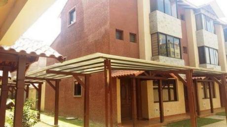 Casa A Estrenar En Condominio, Zona Muyurina, 179.000