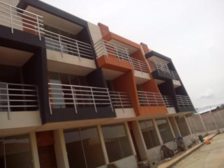 100.000 Casa A Estrenar De 4 Dormitorios