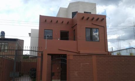 Casa En Venta, 3 Plantas, Sacaba