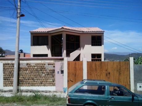 Casa Lado Urb. Bella Vista 3 Plantas 500m2 130.000