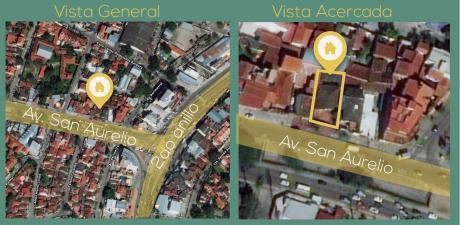 Estratégico Terreno En Venta En Av. San Aurelio, A Metros Del 2do Anillo