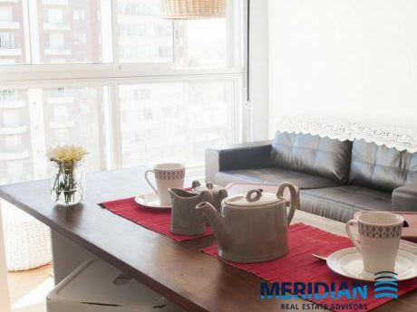 Hermoso Apartamento Amueblado En Malvín