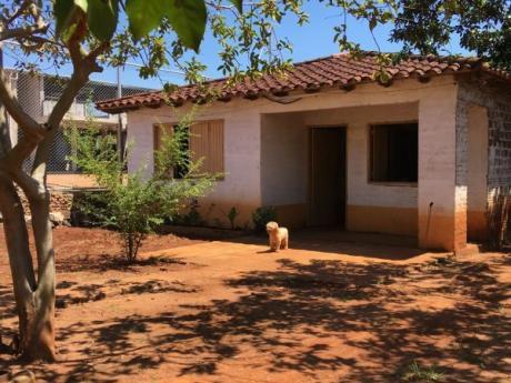 Vendo Casa En Buen Estado En Km 6 Ciudad Del Este