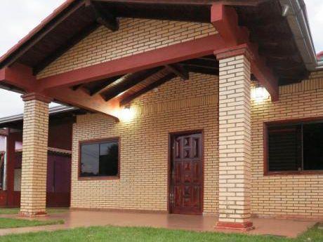 Vendo Hermosa Casa Detras Del Super 6 Pte. Franco