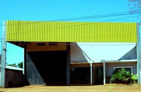 Alquilo DepÓsito En El Km 8 Lado Akaray - Ciudad Del Este