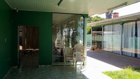 Vendo Hermosa Casa C/piscina En Pablo Rojas - Cde
