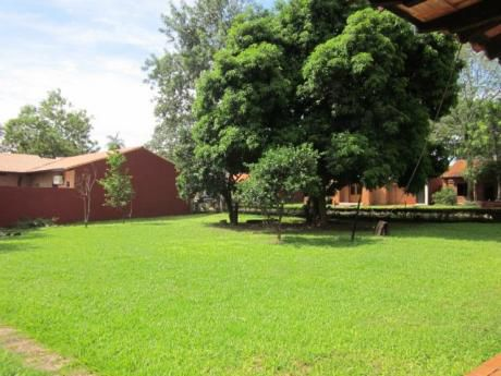 Casa Venta En Barrio Cerrado En Luque
