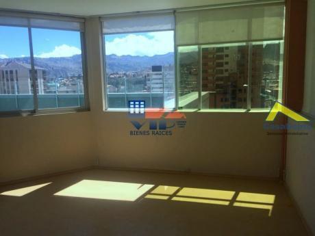 Cod. 11893 Oficina En Alquiler!calacoto La Paz
