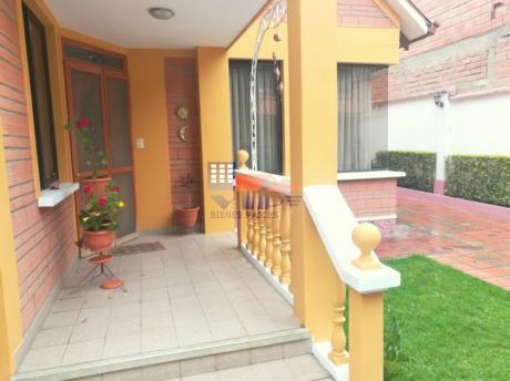Casa Amoblada En Alquiler