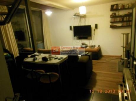 Duplex 1 Dormitorio Mas Lugar Para Escritorio Y Patio Con Parrillero