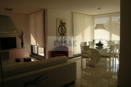 Kosak- Punta Deleste Apart 3 Dorm Gje Terrazas -equipado - Financia - Roosevelt