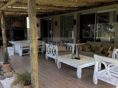 Kosak Punta Deleste Rincón Delindio Exc Inversión Casa  Prox Mar 4dorm Bo Privad