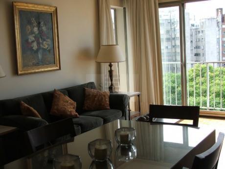 Alquiler De Apartamento Con Muebles Proximo Punta Carretas Shopping