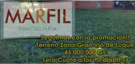 Vendo Terreno En Esquina En La Zona Curva Romero!
