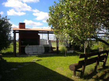 Campo En Venta, Los Cerrillos. A Portera Cerrada