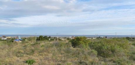Punta Negra, Venta De Terreno De 600 M2 Con Vista Al Mar