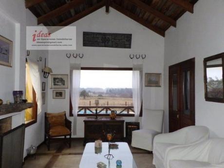 Hermosa Chacra, 5has, Casa De Campo, Piscina, Casa De Caseros, Melilla
