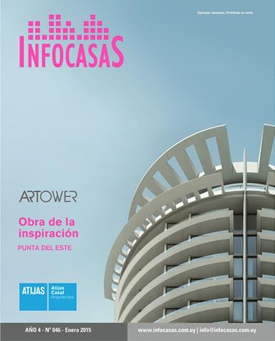 Revista Infocasas, Número 46, Enero 2015