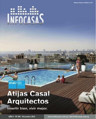 Revista Infocasas, Número 45, Diciembre 2014
