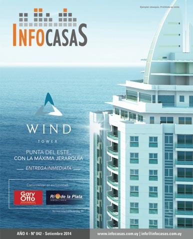 Revista Infocasas, Número 42, Setiembre 2014