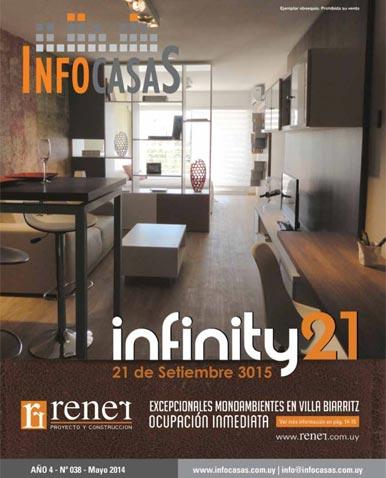 Revista Infocasas, Número 38, Mayo 2014