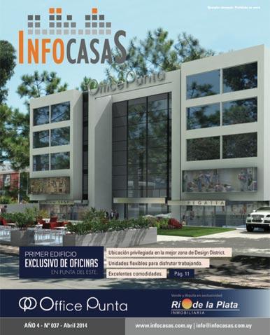 Revista Infocasas, Número 37, Abril 2014