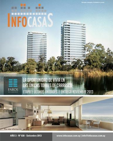 Revista Infocasas, Número 30, Setiembre 2013