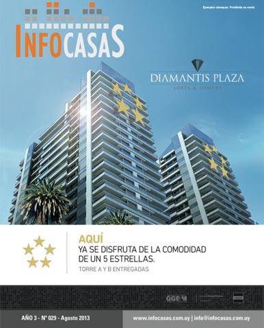 Revista Infocasas, Número 29, Agosto 2013