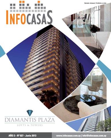 Revista Infocasas, Número 27, Junio 2013