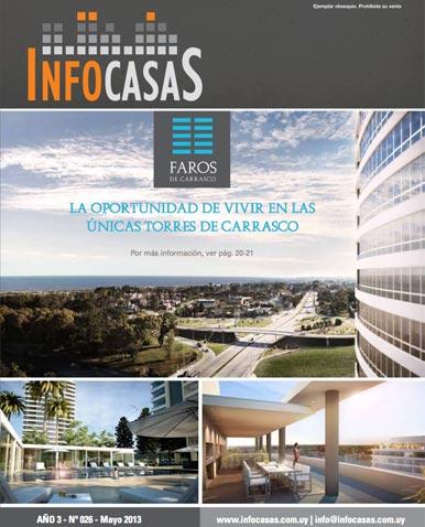 Revista Infocasas, Número 26, Mayo 2013