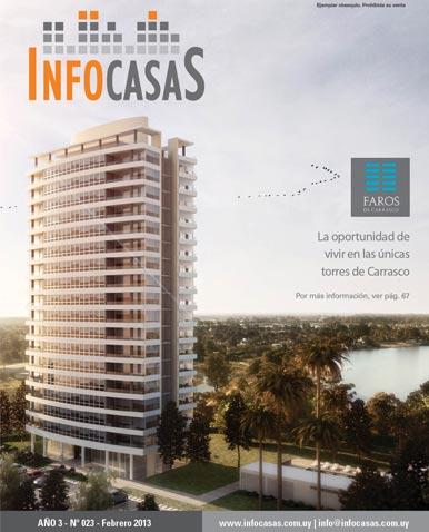 Revista Infocasas, Número 23, Febrero 2013