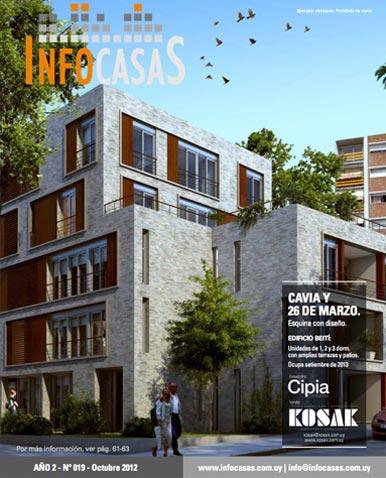 Revista Infocasas, Número 19, Octubre 2012